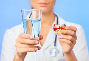 гастрит лечение препараты при болях