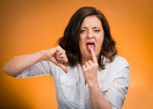 от чего горечь во рту и как от нее избавиться
